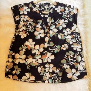 Floral top from Limited (never worn)